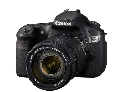 Canon EOS 60D kit EF-S 18-135mm f/3.5-5.6 IS STM