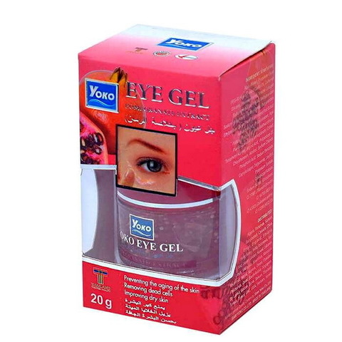 Гранатовый гель для глаз Yoko pomegranate gel, 20 гр.