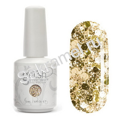 Harmony Gelish 854 - All that glitter is gold 15 ml