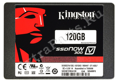 SSD диск 2.5 KINGSTON SV300S37A/120G 120Gb