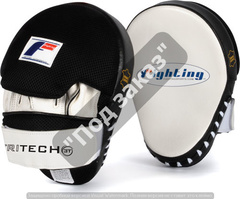 Лапы FIGHTING SPORTS® TRI-TECH CURVED MITTS