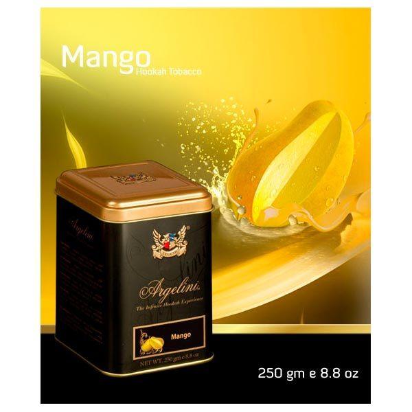 Табак для кальяна Argelini Mango 250 гр.