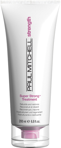 Paul Mitchell Super strong treatment - Интенсивно восстанавливающий уход