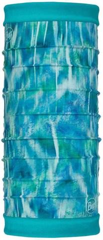 Шарф-труба с флисом двухсторонний Buff Polar Reversible Shimmer Turquoise