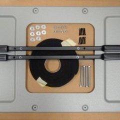 Установочный комплект DAF XF Space Cab для автономного кондиционера Sleeping Well OBLO