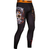 Компрессионные штаны Venum Santa Muerte 2.0