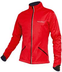 Детская лыжная куртка Nordski Premium NSJ310900 красная
