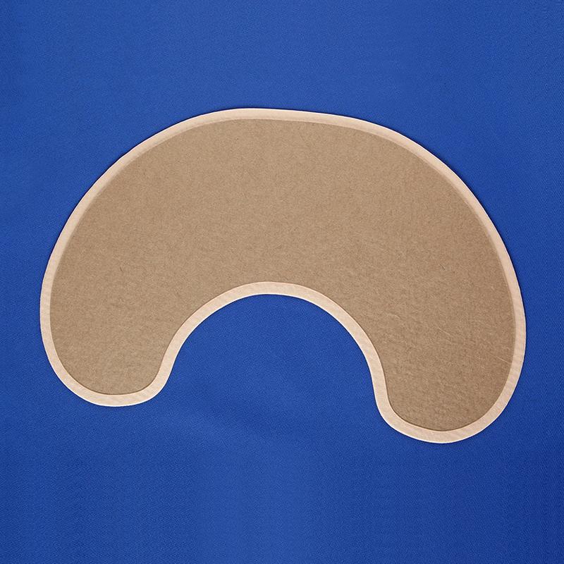 Электрод для терапии, поверхностный, воротниковый малый (78,3 руб/шт)