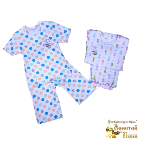 Пижама хлопок девочке (1-4/5-10) 200614-OF137