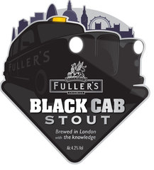 Пиво Fuller's Black Cab Stout