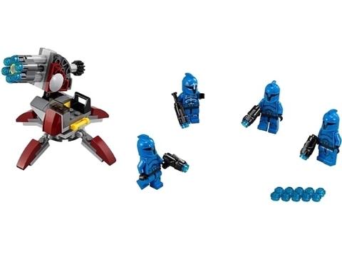 LEGO Star Wars: Элитное подразделение коммандос Сената 75088