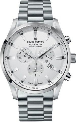 Купить мужские наручные часы Claude Bernard 10222 3M AIN по доступной цене