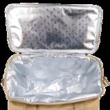 """Сумка-холодильник с набором посуды на 6 человек """"Арктика"""" , 22 литра"""