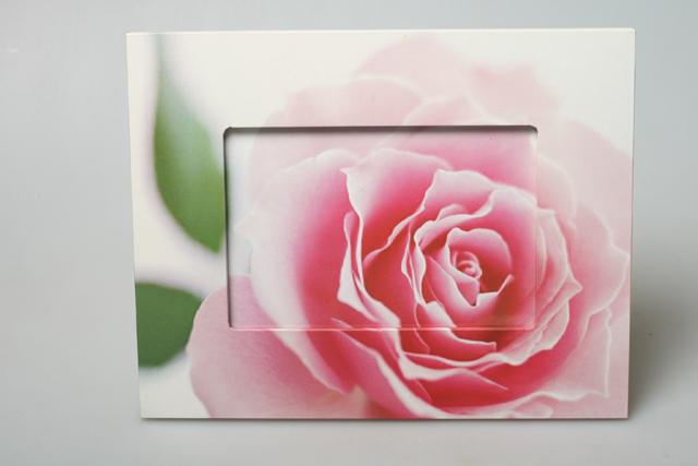 Фоторамка роза 20809