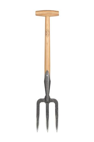 Вилка пересадочная широкая DeWit