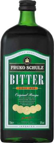 Ликер Fruko Schulz, Bitter, 0.7 л