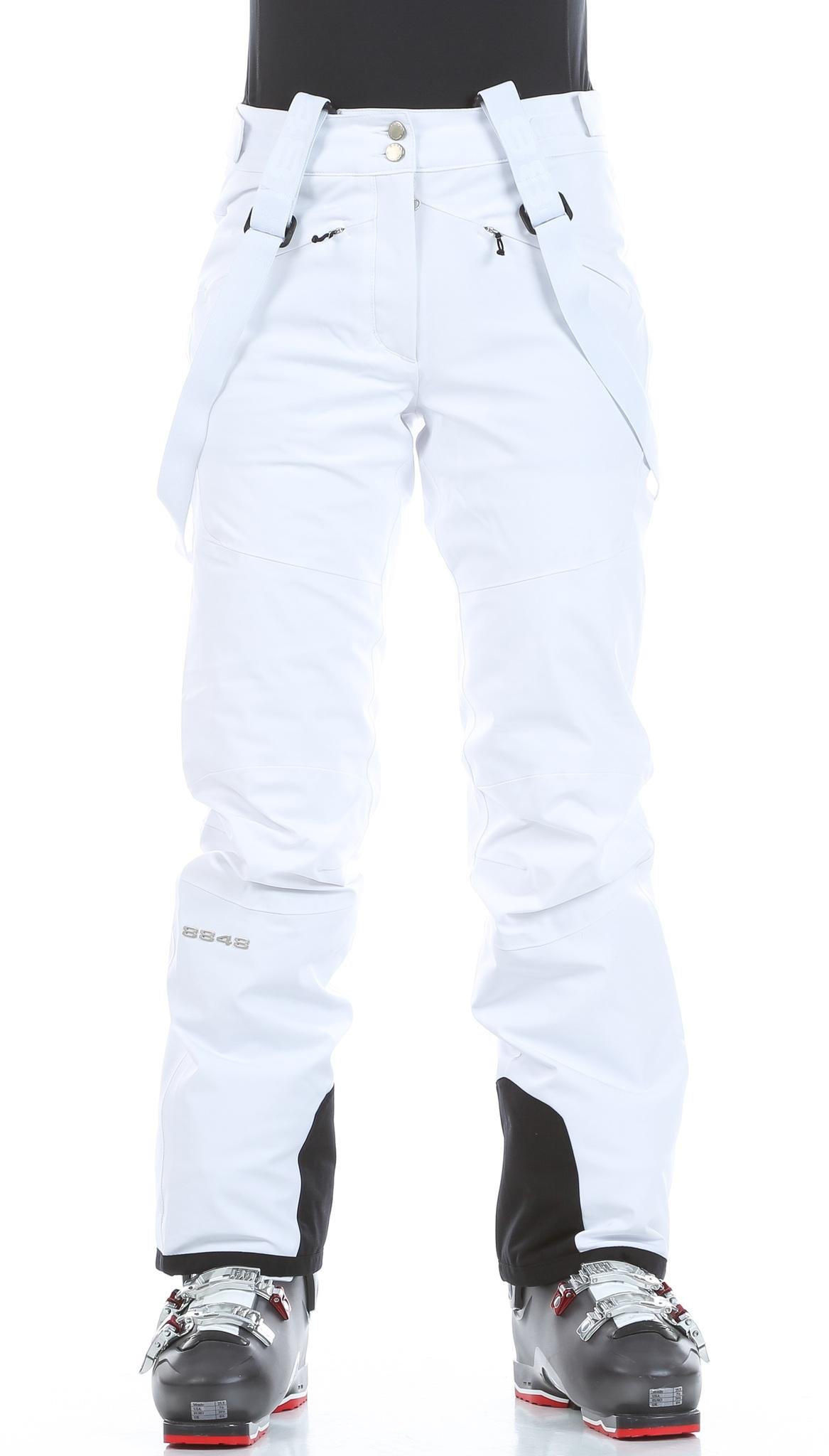 Женские брюки 8848 Altitude POPPY white (668652) фото