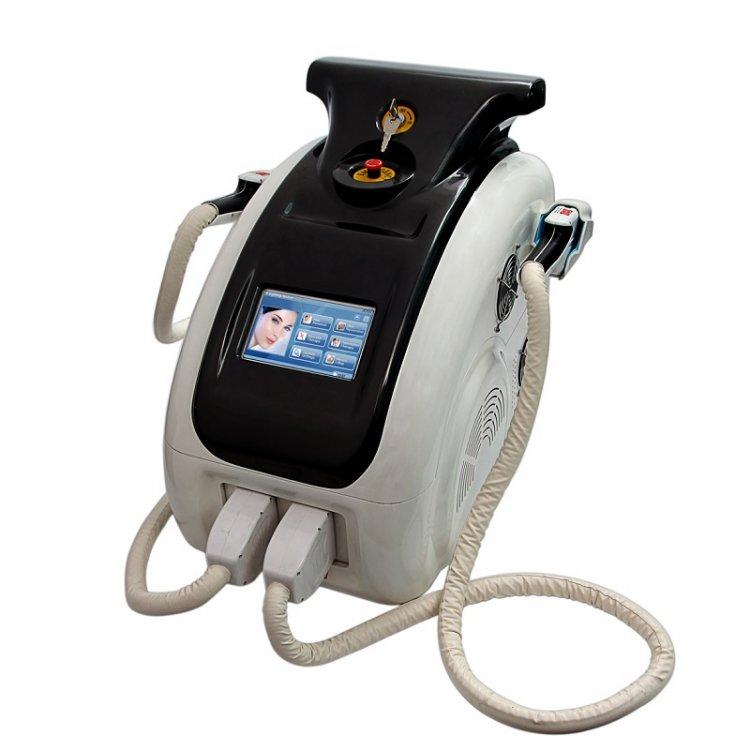 Аппарат Элос эпиляции и омоложения ADSS VE802
