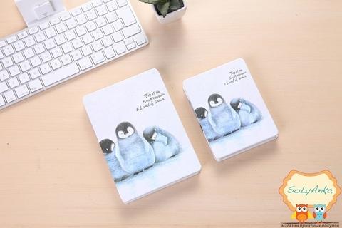 Блокнот Пінгвін mini. Тип С