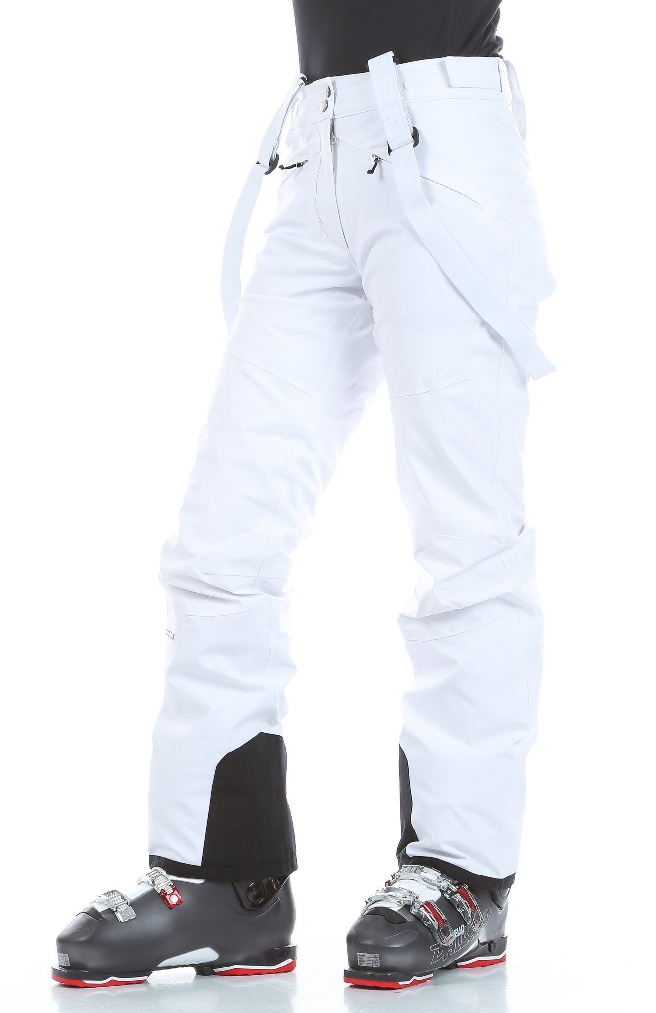Женские лыжные брюки 8848 Altitude POPPY (668652) белый