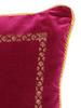 Элитная подушка декоративная Venezia фуксия от Roberto Cavalli