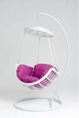 Подвесное кресло-качели Vinotti Izabella White