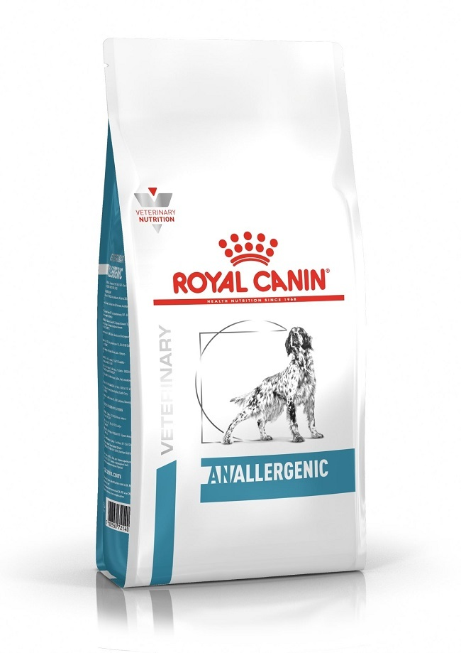 Royal Canin Корм для собак с тяжелой формой пищевой аллергии/непереносимости, Royal Canin Anallergenic AN 18 633030.jpg