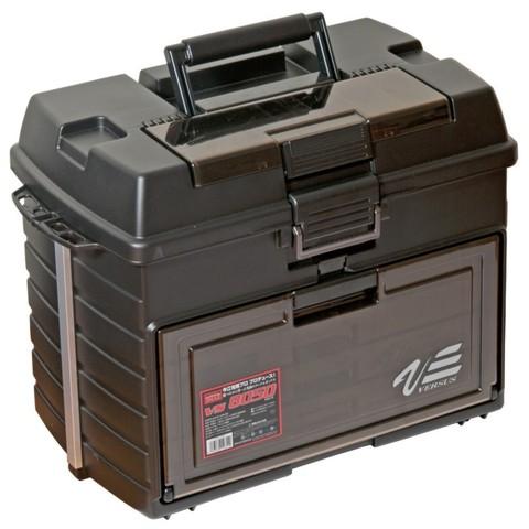 Ящик рыболовный Meiho Versus VS-8050 Black