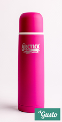 Термос «Арктика» с узким горлом, фуксия 500 мл