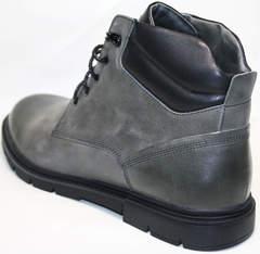 Модные мужские ботинки Ikoc 3620-3 S