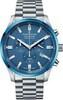 Купить мужские наручные часы Claude Bernard 10222 3MBU BUIN по доступной цене