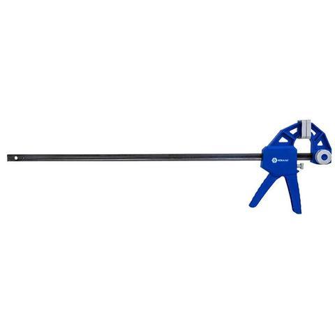 Струбцина пистолетная КОБАЛЬТ 600 мм, быстрозажимная