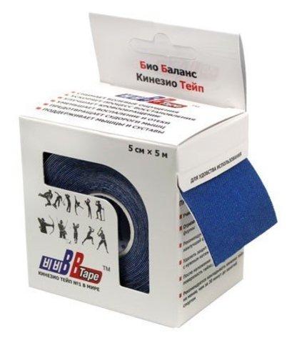 ВВ кинезиотейп 5 смх5м (синий)