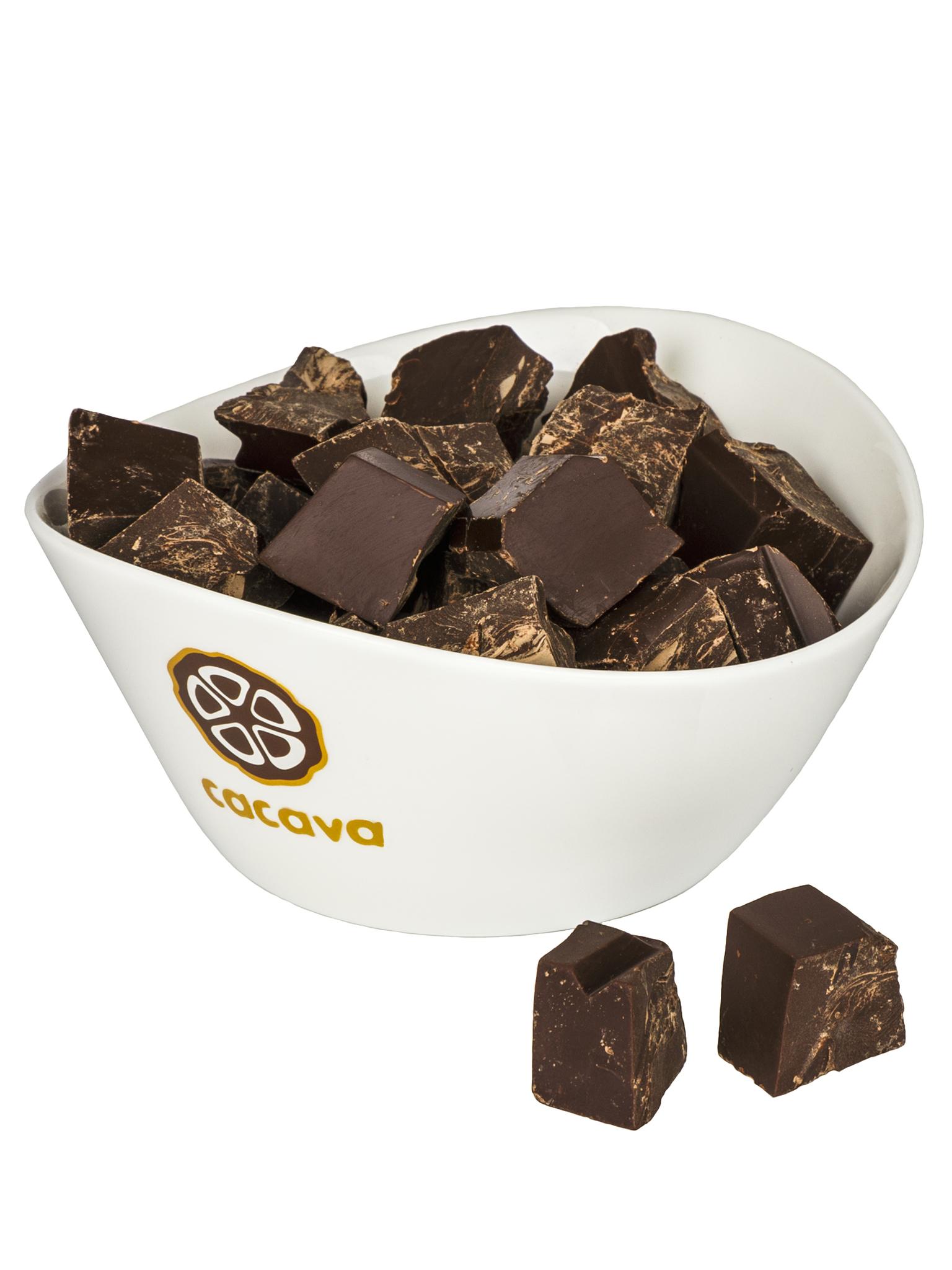 Тёмный шоколад 70 % какао (Гренада), внешний вид