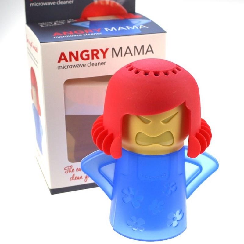 Товары для кухни Очиститель для микроволновки Angry Mama angry_mama.jpg