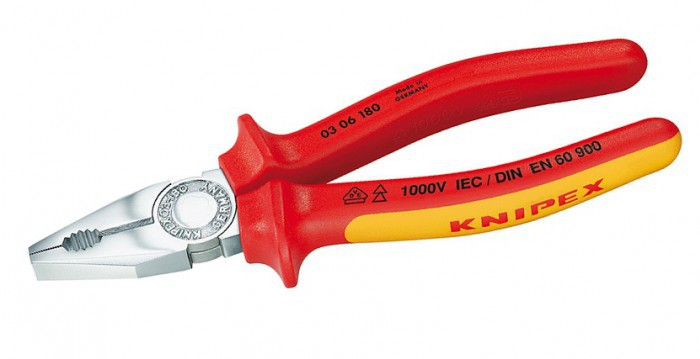 Пассатижи 1000V Knipex KN-0306200