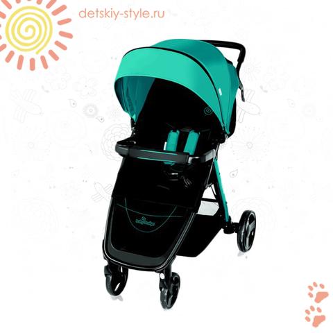 "Коляска Baby Design ""Clever"" (Беби Дизайн)"