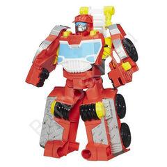 Робот - трансформер Playskool Хитвейв  Большая Пожарная машина (Elite Rescue Heatwave) - Боты спасатели (Rescue Bots), Hasbro