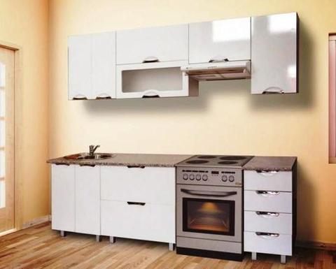 Кухня ВИГО 1,8 белая