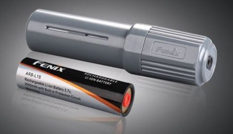 Запасной аккумулятор Fenix ARB-L1S для RC10 с боксом для зарядки