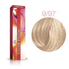 Wella Professional Color Touch 9/97 (Очень светлый блонд Сандрэ коричневый) - Тонирующая краска для волос