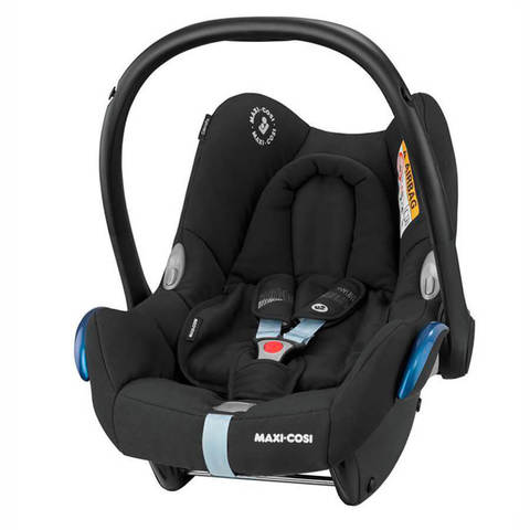 Автокресло Maxi-Cosi CabrioFix Frequency Black