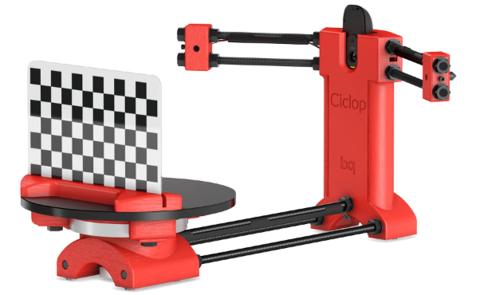 Фотография BQ Ciclop — 3D-сканер