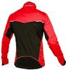 Лыжная разминочная куртка для детей и подростков Nordski Premium красная