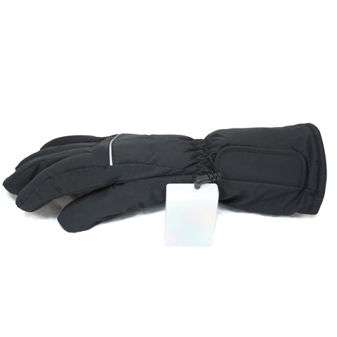 Перчатки с подогревом RedLaika RL-P-03 (AA) на батарейках, черные