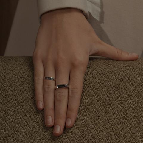 Кольцо BAND 3 мм
