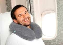 Подушка-воротник TRELAX CRUISE с эффектом памяти.
