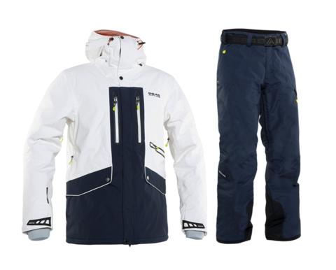 Горнолыжный костюм мужской 8848 Altitude Ledge/Base 67 распродажа