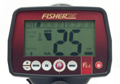 Металлоискатель Fisher F44-11DD