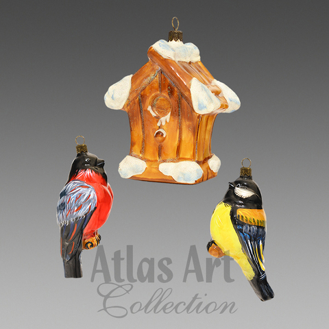 Набор «Птички»